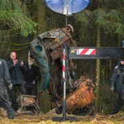 Grabungen an alter Scheune nach vermisster Monika ohne Erfolg (Foto)