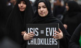 Ließ eine deutsche Terroristin kleines Mädchen verdursten? (Symbolbild) (Foto)