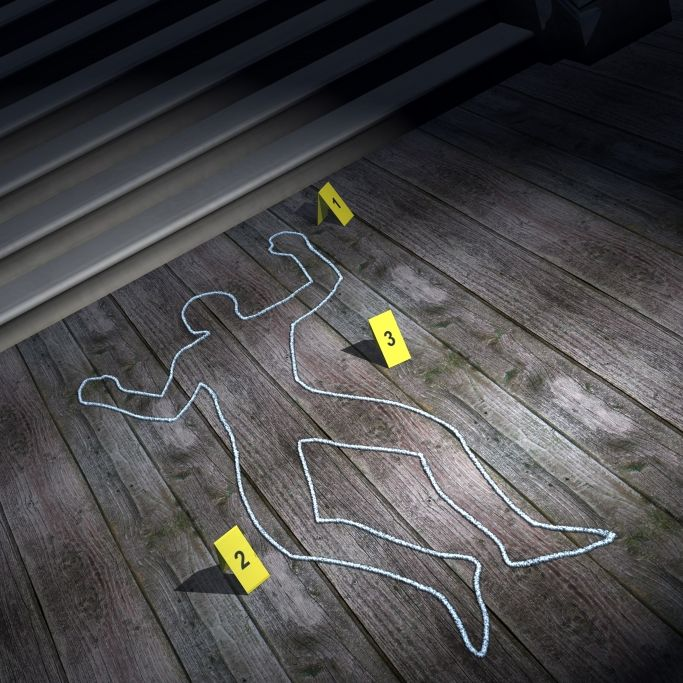 Schwester tötet Bruder (5) und isst seinen Penis (Foto)