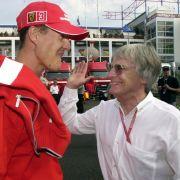 """""""Er kannte kein Limit!"""" Ex-Formel-1-Boss kritisiert Schumi scharf (Foto)"""