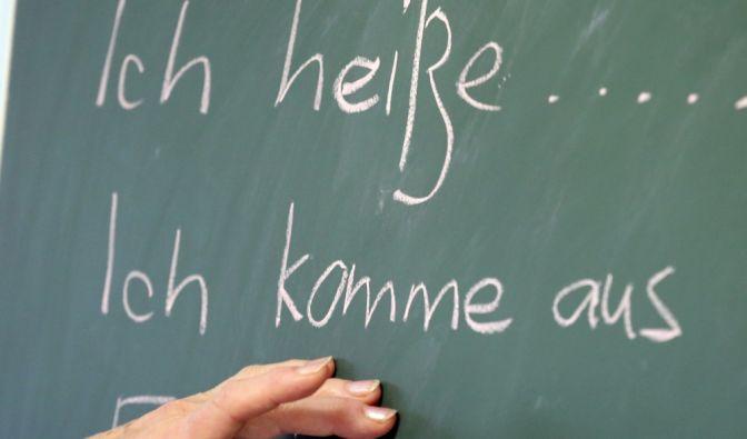 Migration und Sprachprobleme