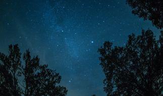 Im April warten gleich zwei Sternschnuppenströme auf. (Foto)