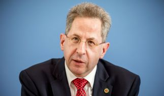 Ex-VS-Chef Hans-Georg Maaßen hat die Migrationspolitik von Merkel scharf kritisiert. (Foto)
