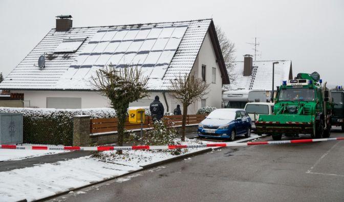 Doppelmord in Schnaittach