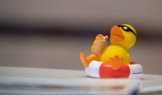 Auch bei seiner Abwesenheitsnotiz kann man kreativ werden. (Foto)