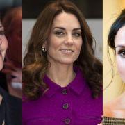 Die Royal-News der Woche mit Prinzessin Victoria, Kate Middleton und Meghan Markle. (Foto)