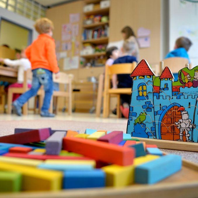 Brandenburger Landtag für Masern-Impfpflicht in Kitas (Foto)