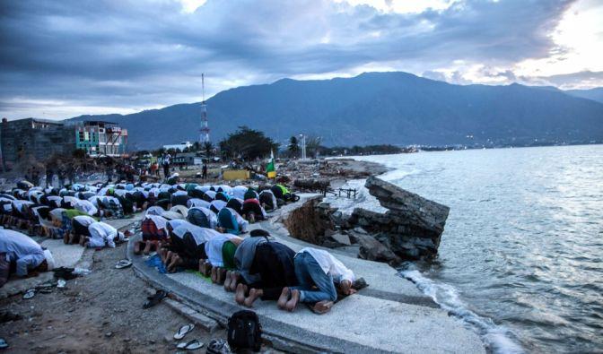 Tsunami-Warnung in Indonesien aufgehoben