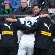 Schock-Sieg für Gladbach! Schienbeinbruch bei Stindl? (Foto)