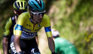 Emanuel Buchmann ist der Gesamtsieg bei der 59. Baskenland-Rundfahrt entrissen worden. (Foto)