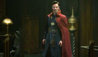 Benedict Cumberbatch als Doctor Stephen Strange. (Foto)