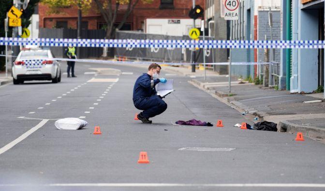 Tödliche Schießerei in Melbourne