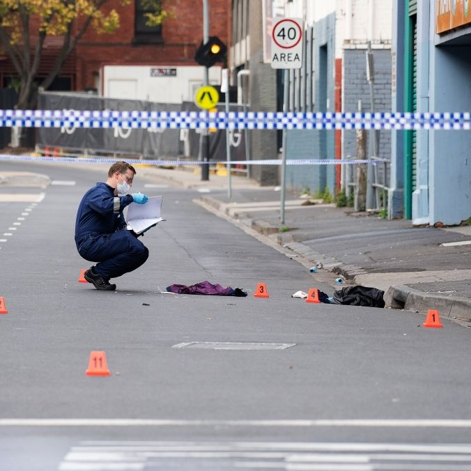 Ein Toter und drei Verletzte durch Schüsse vor Disco (Foto)