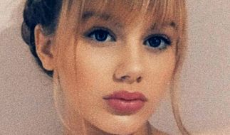Ein Porträt der vermissten 15-jährigen Rebecca aus dem Neuköllner Ortsteil Britz. (Foto)