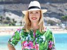 """Andrea Kiewel startet die """"Fernsehgarten""""-Saison auf Gran Canaria. (Foto)"""