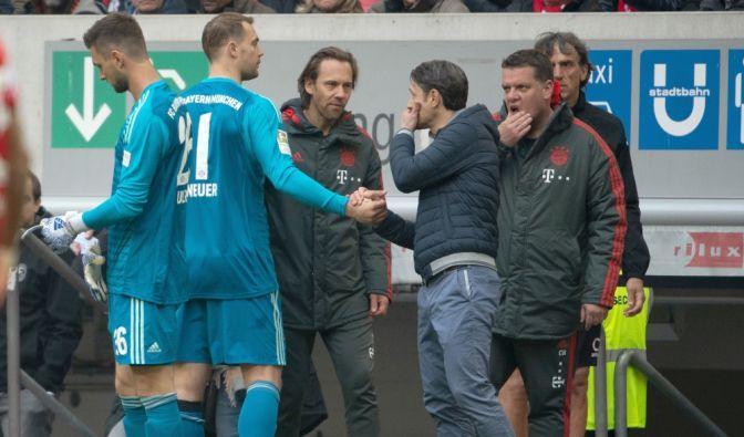 Manuel Neuer verletzt