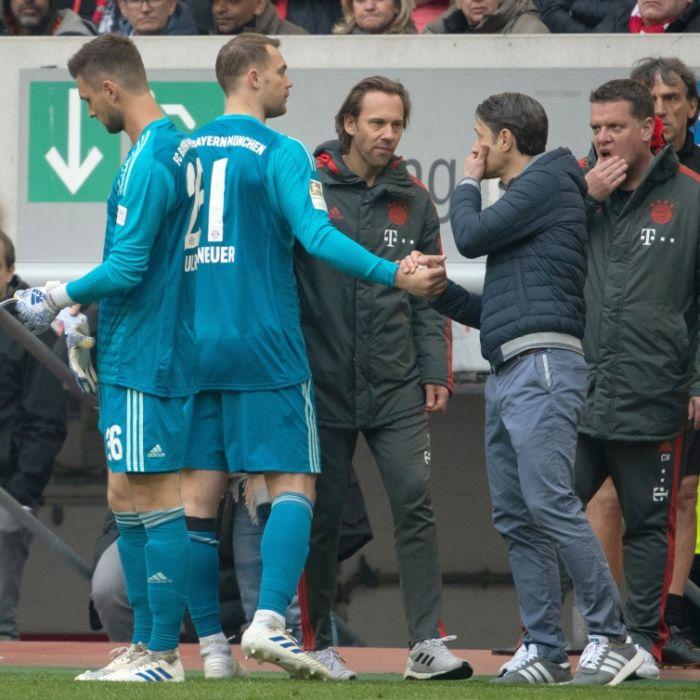 Muskelfaserriss! Saison-Aus für den Bayern-München-Star? (Foto)