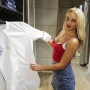 Evelyn Burdecki schnappte sich die Promi-Shopping-Krone.