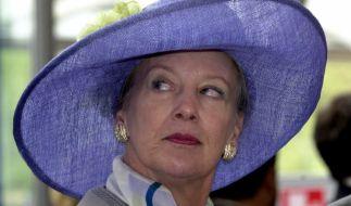 Königin Margrethe II. von Dänemark liebt auch mit knapp 80 Jahren den modisch vollendeten Auftritt. (Foto)