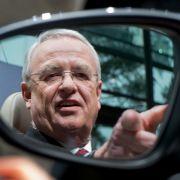 Anklage gegen Ex-VW-ChefWinterkorn eingereicht (Foto)
