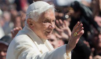 Joseph Aloisius Ratzinger, besser bekannt als Papst Benedikt XVI., feiert am 16. April 2019 seinen 92. Geburtstag. (Foto)