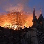 Fast 1 Milliarde Euro! Große Spendenwelle für abgebrannte Kathedrale (Foto)