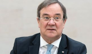 Nordrhein-Westfalens Ministerpräsident Armin Laschet übte harte Kritik am öffentlich-rechtlichen Fernsehprogramm. (Foto)