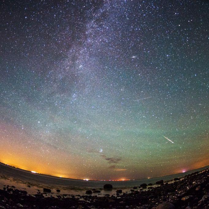 Sternschnuppenregen! So beobachten Sie das Spektakel (Foto)