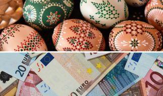 Gewinnzahlen und Teilnahmebedingungen zur Osterlotterie 2019. (Foto)