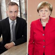 Das Gericht hat Böhmermanns Unterlassungsklage gegen Merkel abgelehnt. (Foto)