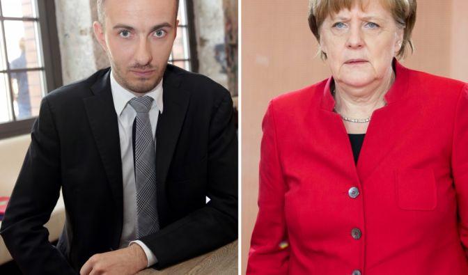 Böhmermann verklagt Kanzlerin!
