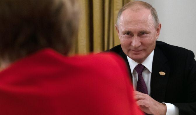 """ZDF-Doku """"Putin und die Deutschen"""""""