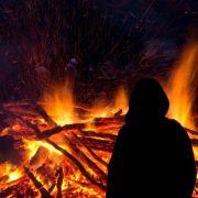 Waldbrandgefahr! Osterfeuer müssen ausfallen (Foto)