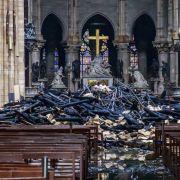 Schock-Fotos nach Flammen-Inferno - DIESE Schätze wurden gerettet (Foto)