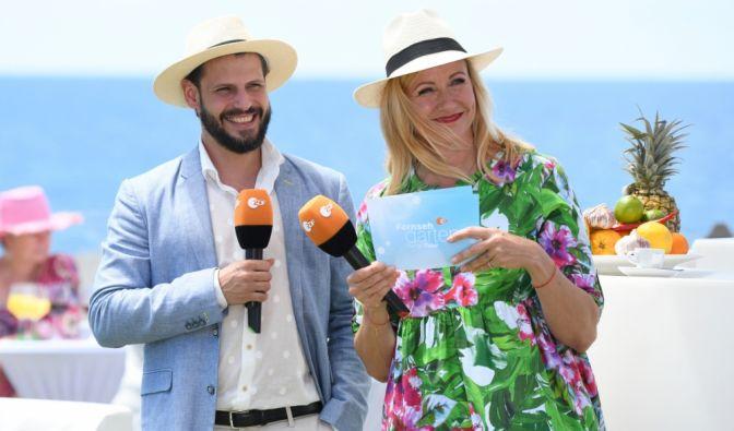 """""""ZDF-Fernsehgarten"""" ohne Andrea Kiewel?"""