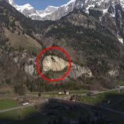 Explosionsgefahr! DIESER Berg in den Alpen droht zu bersten (Foto)