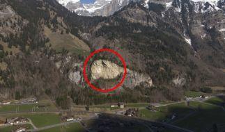 Wann explodiert dieser Berg? (Foto)