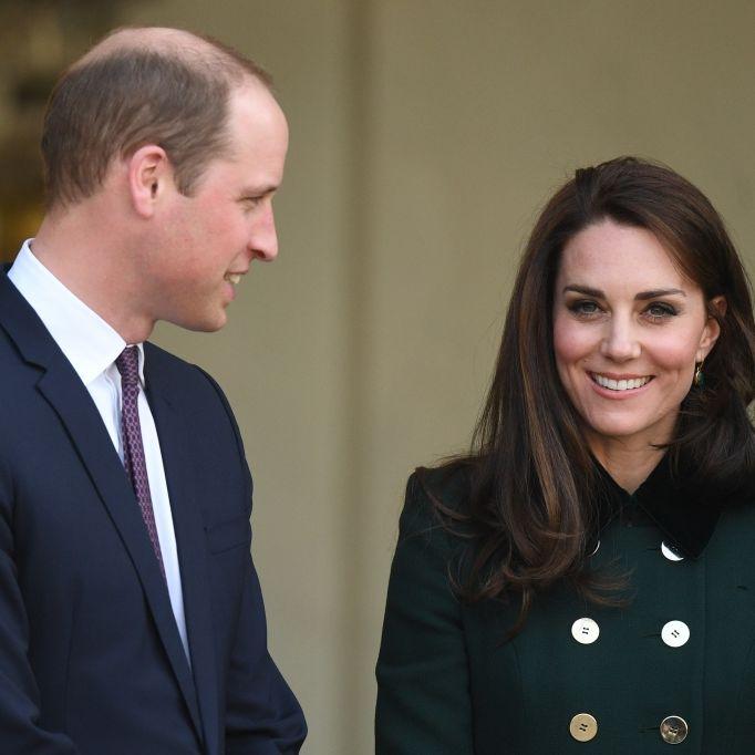 Herzogin wieder schwanger? Baby-Wirbel im britischen Königshaus (Foto)
