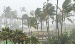 Eine Unwetterserie erschüttert den Mittelmeerraum. (Foto)