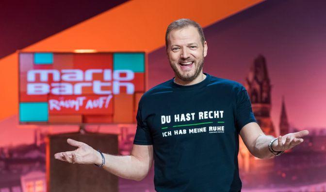 """""""Mario Barth räumt auf!"""" im TV verpasst?"""