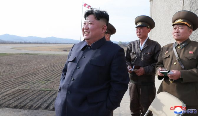 Kim Jong Uns neuer Waffentest