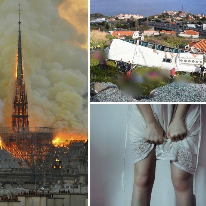 Tod! Missbrauch!Zerstörung! DIESE Schlagzeilen schockten Deutschland (Foto)
