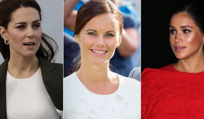 Meghan Markle, Kate Middleton, Prinzessin Sofia