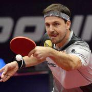 Für Deutschland geht unter anderem Timo Boll bei der Tischtennis-WM 2019 an den Start. (Foto)