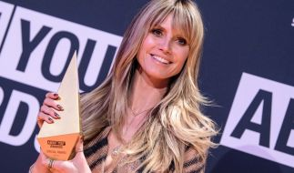 "Heidi Klum bei den ""About you""-Awards in München. (Foto)"