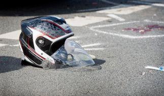 Bei einem schweren Unfall im Ortenaukreis (Baden-Württemberg) wurde ein Motorradfahrer getötet (Symbolbild). (Foto)