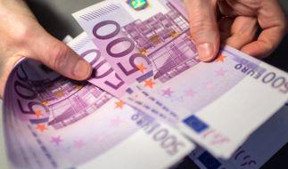 Die Tage des 500-Euro-Scheins sind gezählt. (Foto)