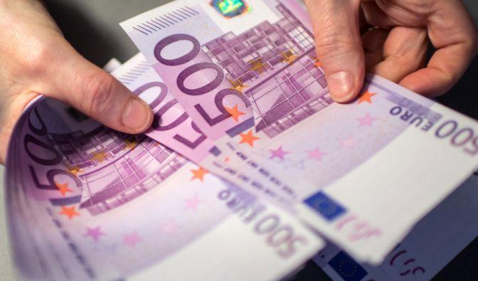 500-Euro-Schein hat ab heute ausgedient
