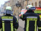 Brandstiftung in Magdeburg