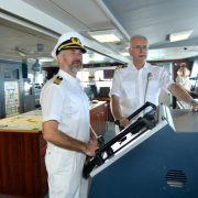 """""""Traumschiff: Sambia"""" ohne Flori! Wann ist er Kapitän? (Foto)"""